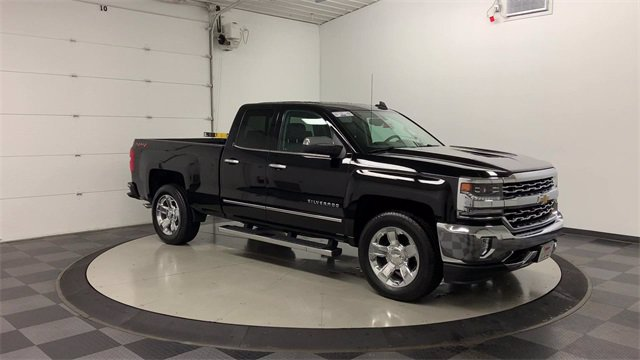 2018 Chevrolet Silverado 1500 Double Cab 4x4, Pickup #W4611 - photo 35