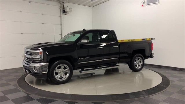 2018 Chevrolet Silverado 1500 Double Cab 4x4, Pickup #W4611 - photo 37