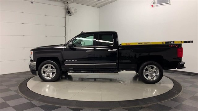 2018 Chevrolet Silverado 1500 Double Cab 4x4, Pickup #W4611 - photo 38