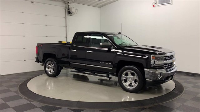 2018 Chevrolet Silverado 1500 Double Cab 4x4, Pickup #W4611 - photo 40