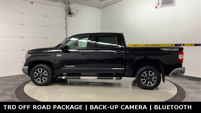 2019 Toyota Tundra Crew Cab 4x4, Pickup #W4651 - photo 34