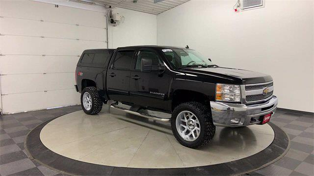 2012 Chevrolet Silverado 1500 Crew Cab 4x4, Pickup #W4652A - photo 28