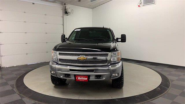 2012 Chevrolet Silverado 1500 Crew Cab 4x4, Pickup #W4652A - photo 29