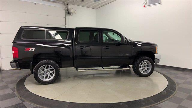 2012 Chevrolet Silverado 1500 Crew Cab 4x4, Pickup #W4652A - photo 32