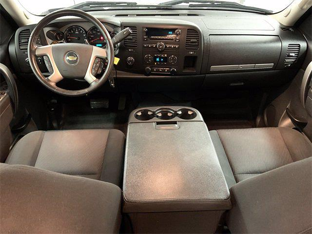 2012 Chevrolet Silverado 1500 Crew Cab 4x4, Pickup #W4652A - photo 5