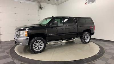 2012 Chevrolet Silverado 1500 Crew Cab 4x4, Pickup #W4652A - photo 30