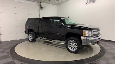 2012 Chevrolet Silverado 1500 Crew Cab 4x4, Pickup #W4652A - photo 33