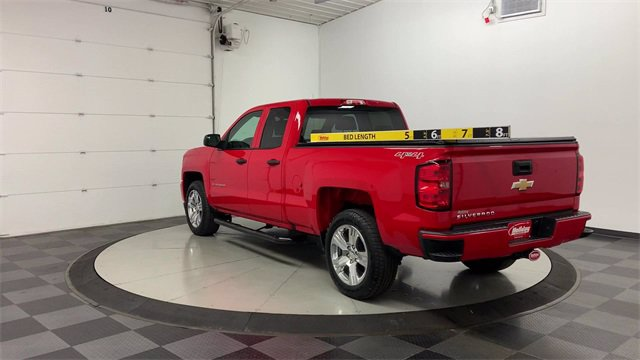 2017 Chevrolet Silverado 1500 Double Cab 4x4, Pickup #W4768 - photo 2