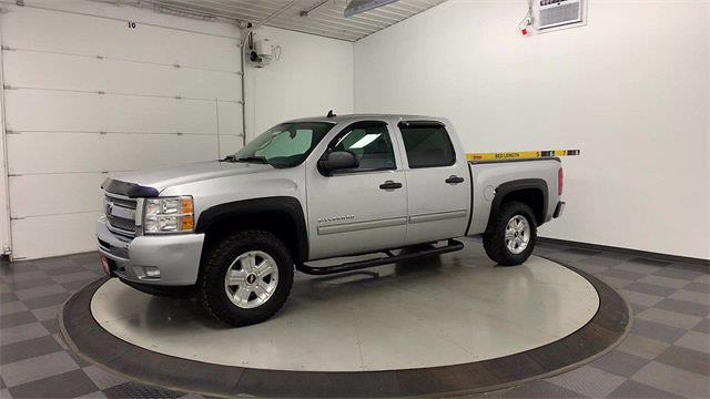 2013 Chevrolet Silverado 1500 Crew Cab 4x4, Pickup #W4822A - photo 30