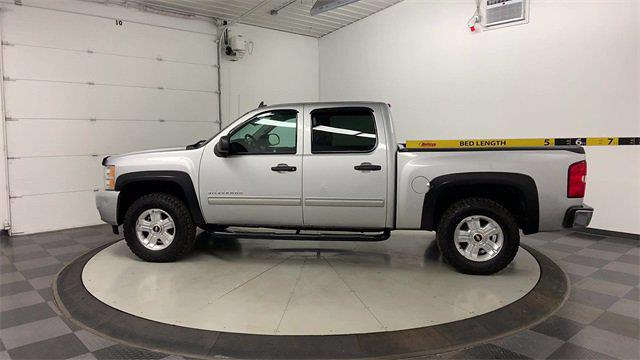 2013 Chevrolet Silverado 1500 Crew Cab 4x4, Pickup #W4822A - photo 31