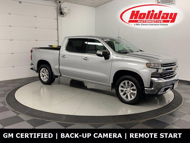 2019 Chevrolet Silverado 1500 Crew Cab 4x4, Pickup #W4844 - photo 1