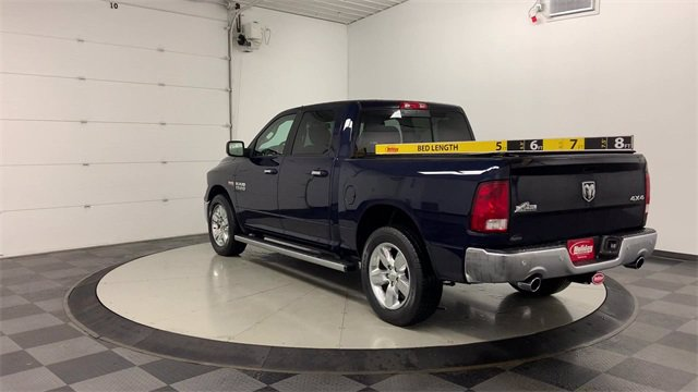 2018 Ram 1500 Crew Cab 4x4, Pickup #W4846 - photo 4