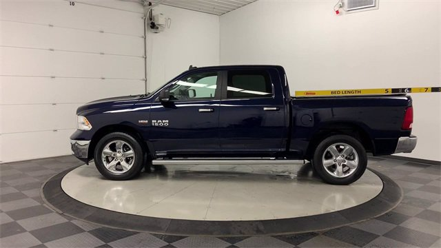 2018 Ram 1500 Crew Cab 4x4, Pickup #W4846 - photo 35