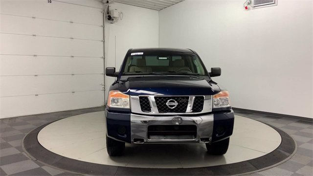 2008 Nissan Titan 4x4, Pickup #W4872A - photo 29