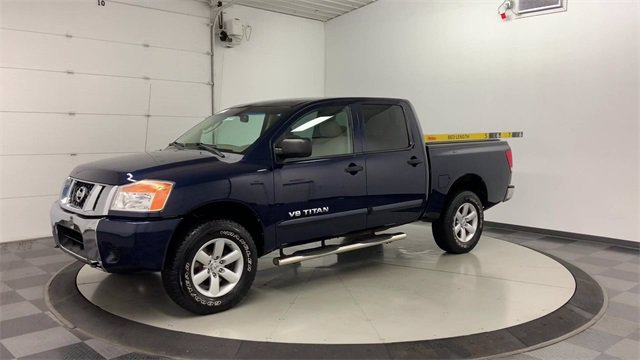 2008 Nissan Titan 4x4, Pickup #W4872A - photo 30