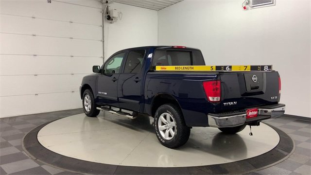 2008 Nissan Titan 4x4, Pickup #W4872A - photo 3