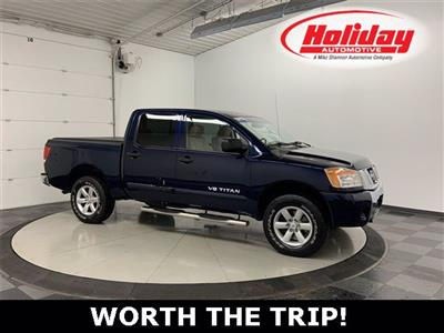 2008 Nissan Titan 4x4, Pickup #W4872A - photo 1