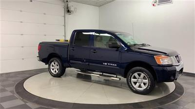 2008 Nissan Titan 4x4, Pickup #W4872A - photo 28