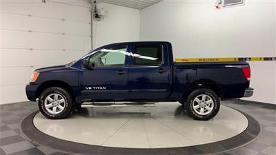 2008 Nissan Titan 4x4, Pickup #W4872A - photo 31