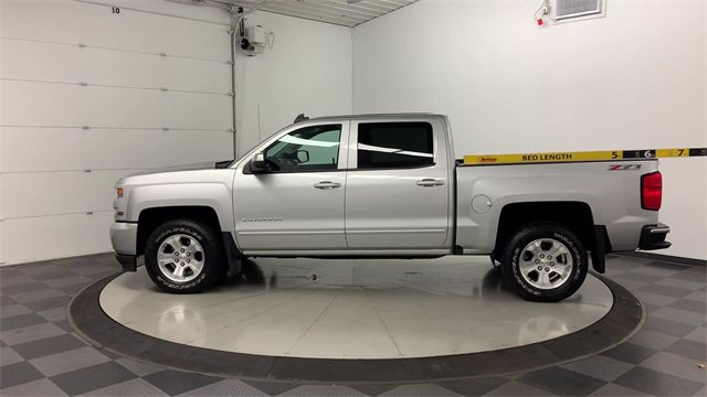 2017 Chevrolet Silverado 1500 Crew Cab 4x4, Pickup #W4875 - photo 36