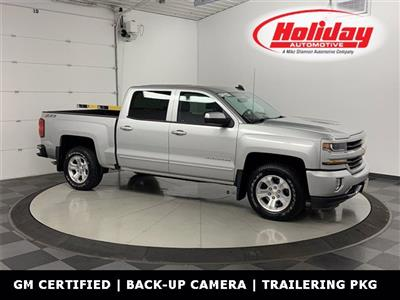 2017 Chevrolet Silverado 1500 Crew Cab 4x4, Pickup #W4875 - photo 1