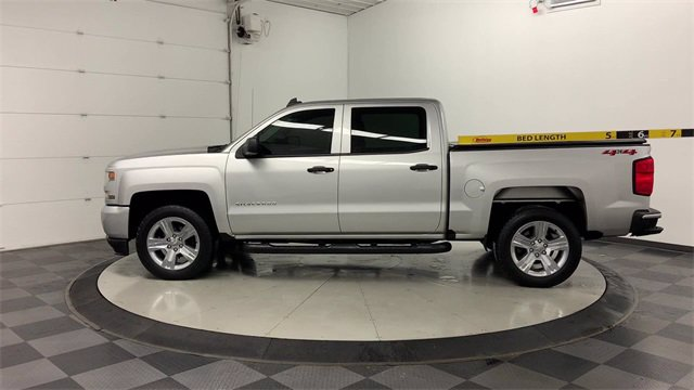 2018 Chevrolet Silverado 1500 Crew Cab 4x4, Pickup #W4898 - photo 35