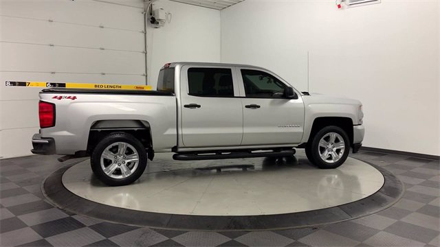 2018 Chevrolet Silverado 1500 Crew Cab 4x4, Pickup #W4898 - photo 36