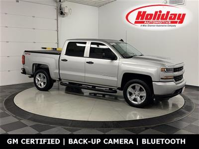 2018 Chevrolet Silverado 1500 Crew Cab 4x4, Pickup #W4898 - photo 1