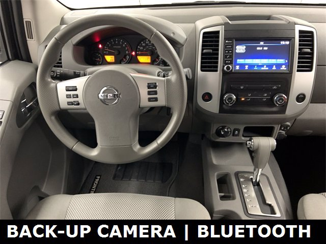 2019 Nissan Frontier Crew Cab 4x4, Pickup #W4900 - photo 12