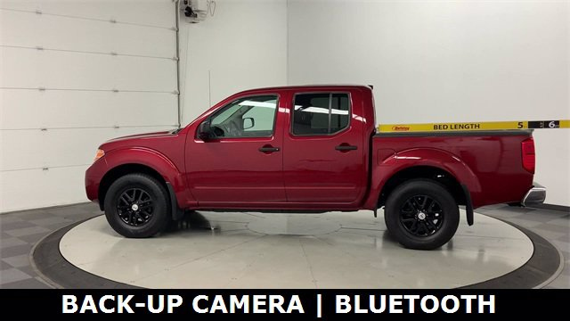 2019 Nissan Frontier Crew Cab 4x4, Pickup #W4900 - photo 32