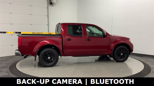 2019 Nissan Frontier Crew Cab 4x4, Pickup #W4900 - photo 3