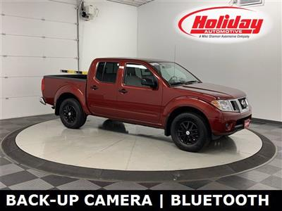 2019 Nissan Frontier Crew Cab 4x4, Pickup #W4900 - photo 1