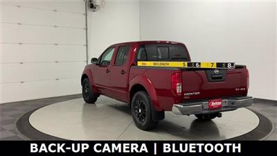 2019 Nissan Frontier Crew Cab 4x4, Pickup #W4900 - photo 4