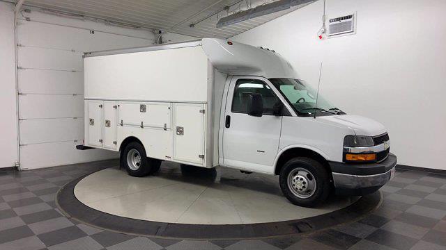 2019 Chevrolet Express 3500 4x2, Supreme Spartan Service Utility Van #W4909B - photo 32