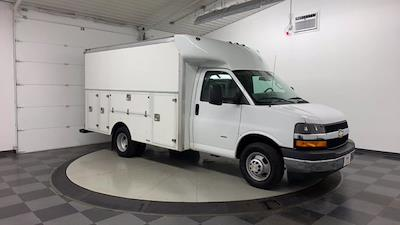 2019 Chevrolet Express 3500 4x2, Supreme Spartan Service Utility Van #W4909B - photo 27