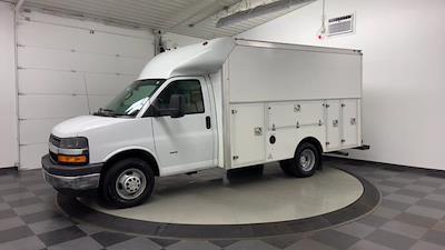 2019 Chevrolet Express 3500 4x2, Supreme Spartan Service Utility Van #W4909B - photo 29