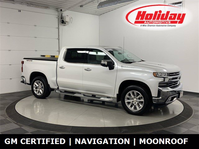 2019 Chevrolet Silverado 1500 Crew Cab 4x4, Pickup #W4960 - photo 1