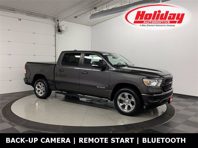 2019 Ram 1500 Crew Cab 4x4, Pickup #W4997 - photo 1