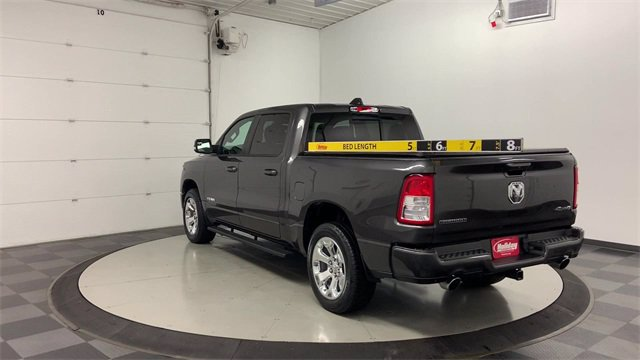 2019 Ram 1500 Crew Cab 4x4, Pickup #W4997 - photo 4