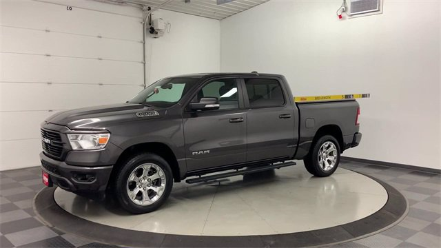 2019 Ram 1500 Crew Cab 4x4, Pickup #W4997 - photo 34
