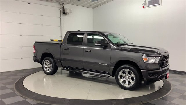 2019 Ram 1500 Crew Cab 4x4, Pickup #W4997 - photo 37