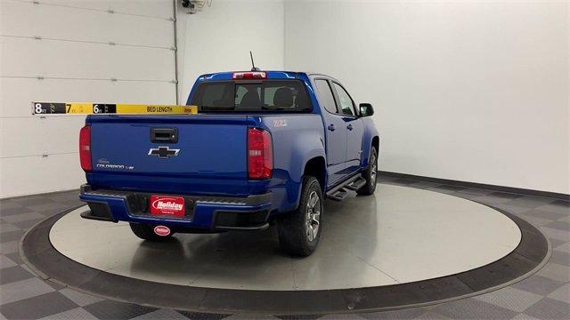 2018 Chevrolet Colorado Crew Cab 4x4, Pickup #W5025 - photo 2