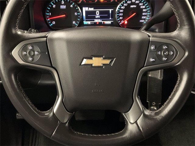 2016 Chevrolet Silverado 1500 Crew Cab 4x4, Pickup #W5027A - photo 15