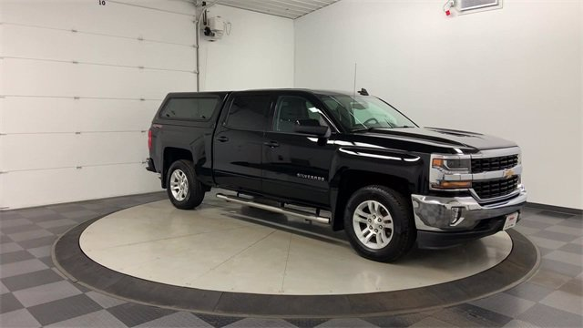 2016 Chevrolet Silverado 1500 Crew Cab 4x4, Pickup #W5027A - photo 32