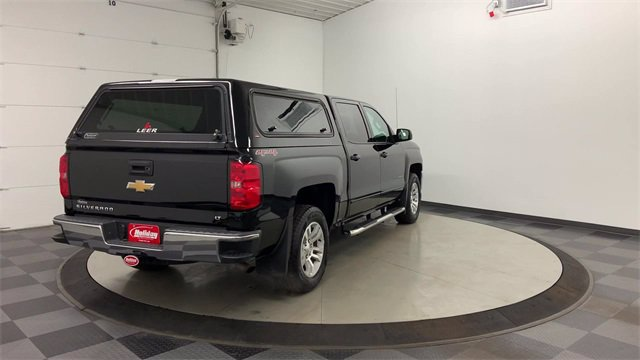 2016 Chevrolet Silverado 1500 Crew Cab 4x4, Pickup #W5027A - photo 2