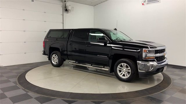 2016 Chevrolet Silverado 1500 Crew Cab 4x4, Pickup #W5027A - photo 37