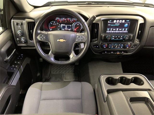 2019 Chevrolet Silverado 1500 Double Cab 4x4, Pickup #W5214 - photo 14