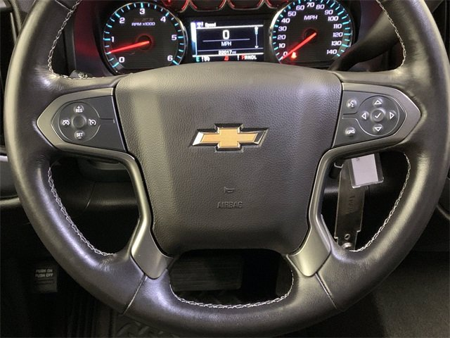2019 Chevrolet Silverado 1500 Double Cab 4x4, Pickup #W5214 - photo 15