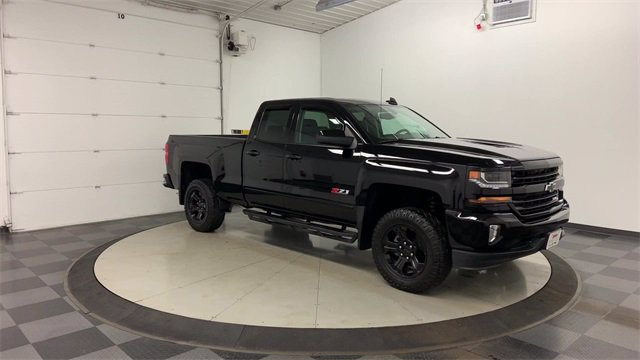 2019 Chevrolet Silverado 1500 Double Cab 4x4, Pickup #W5214 - photo 33