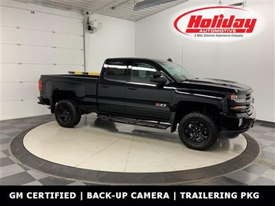 2019 Chevrolet Silverado 1500 Double Cab 4x4, Pickup #W5214 - photo 1
